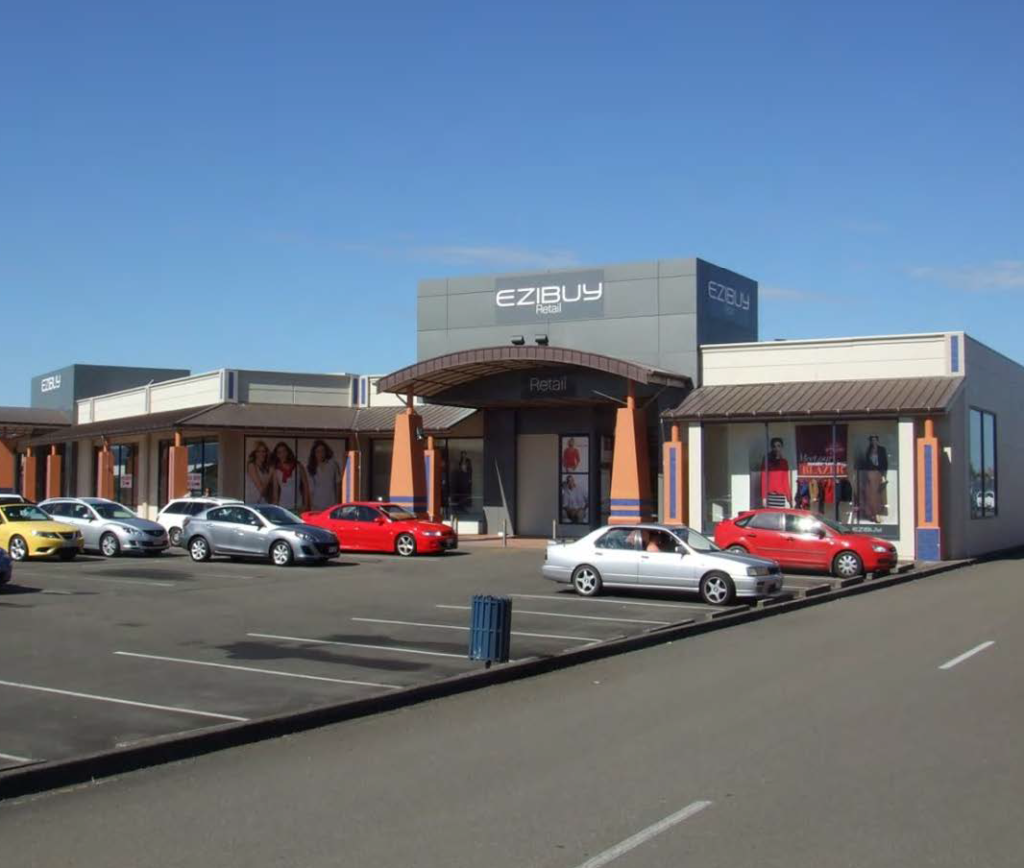 EziBuy Retail JFK Drive, Palmerston North