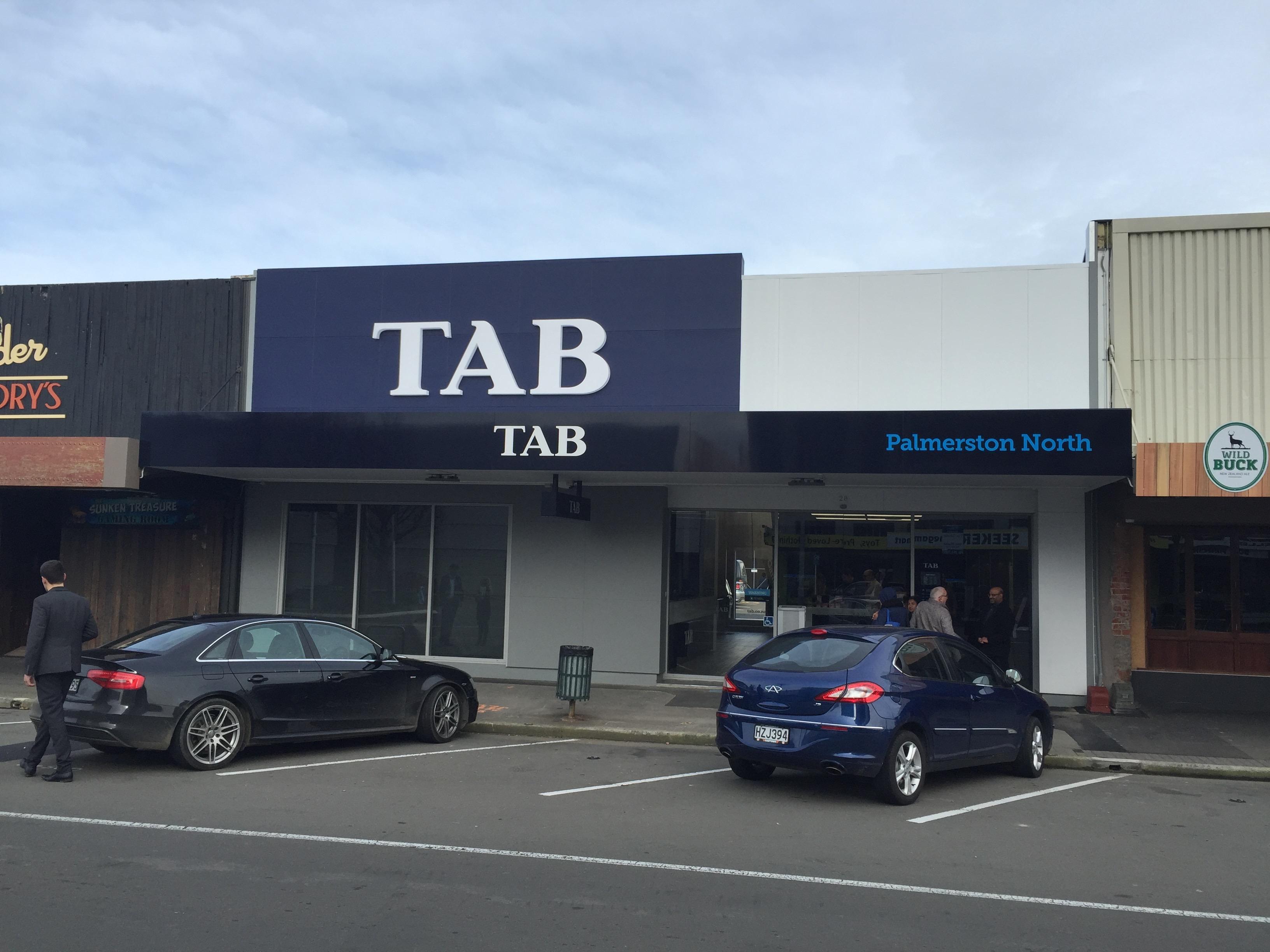TAB Fitzherbert, Palmerston North