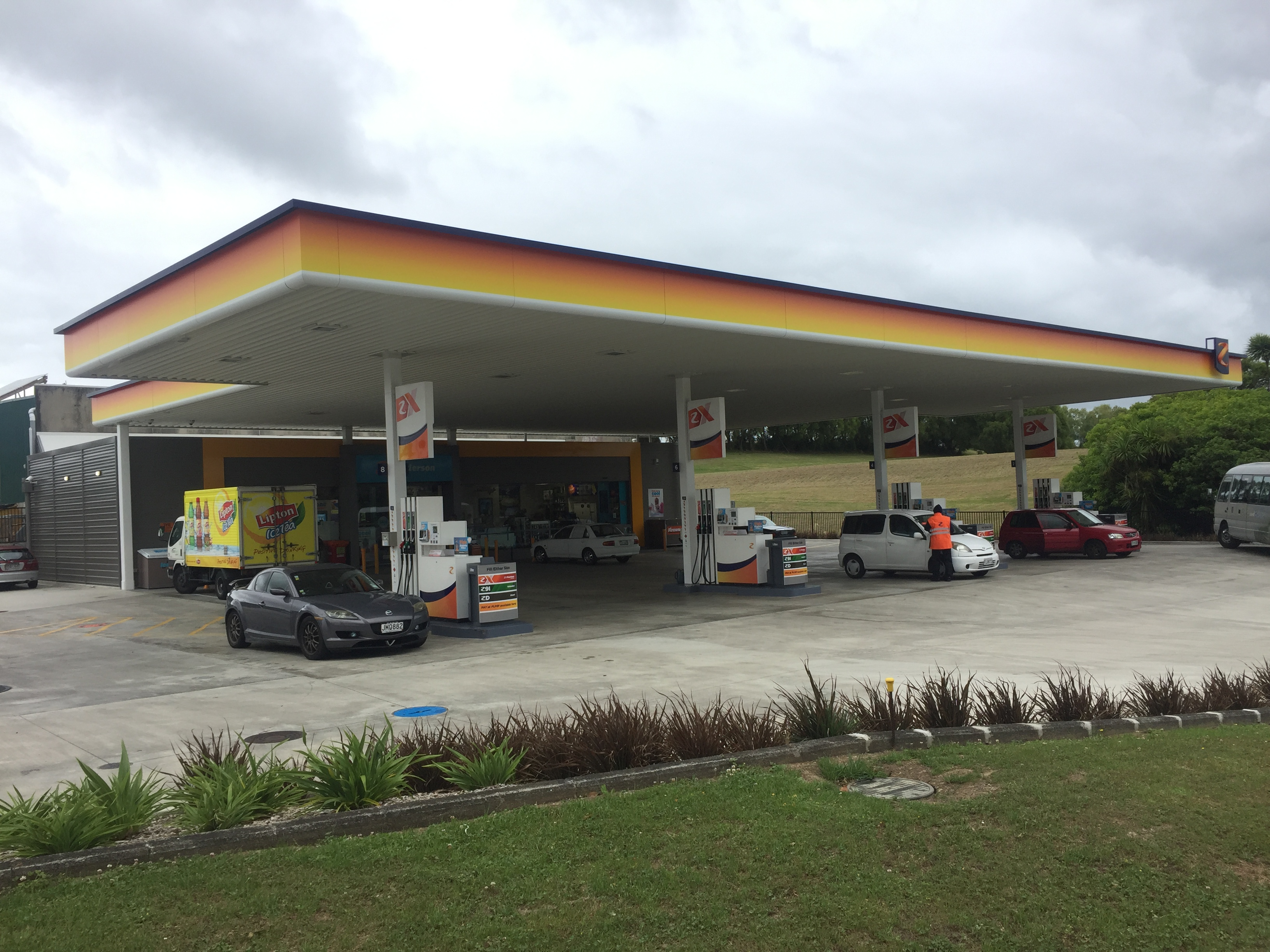 Z Corban Ave, Auckland