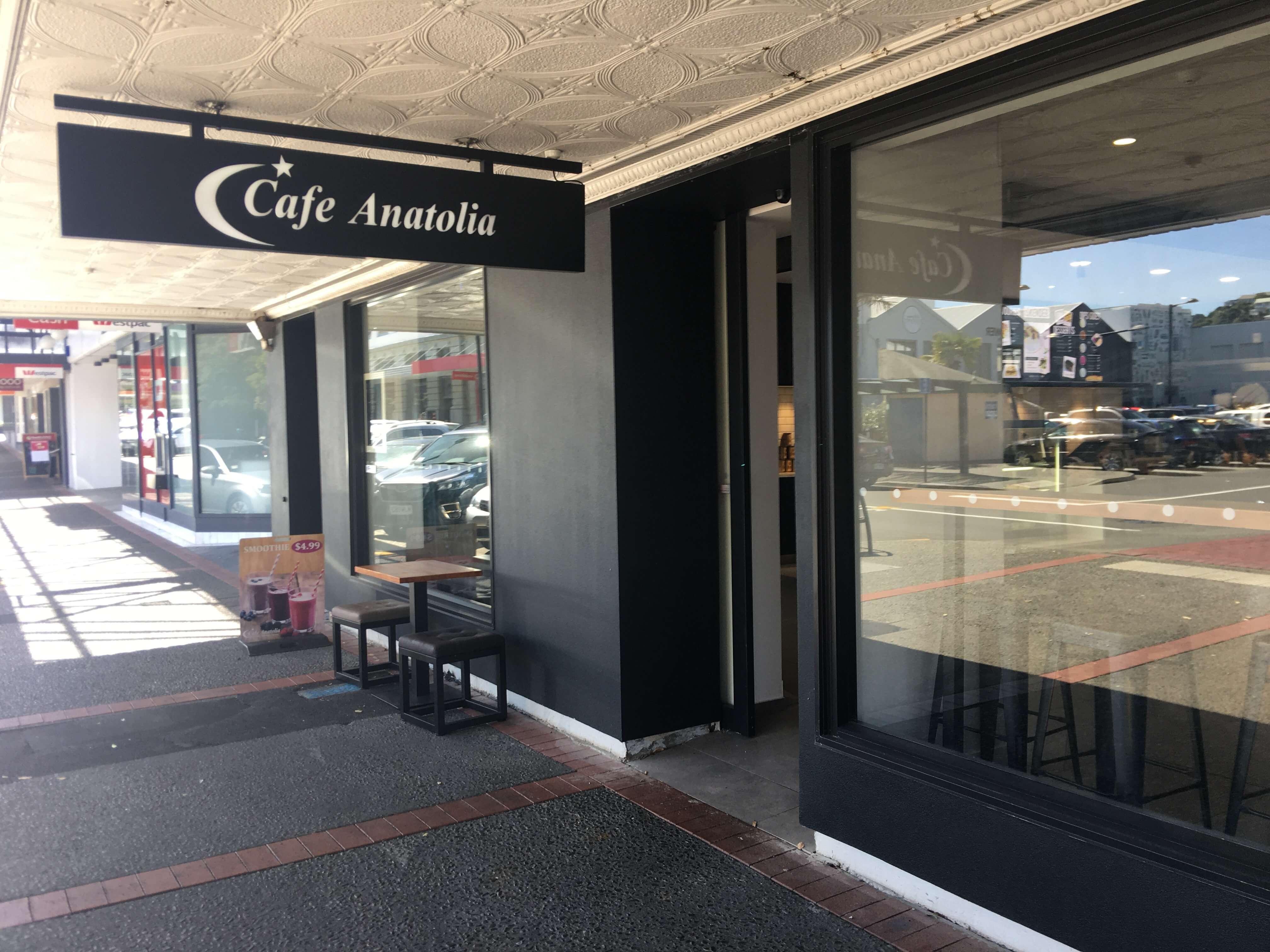 Cafe Anatolia Napier