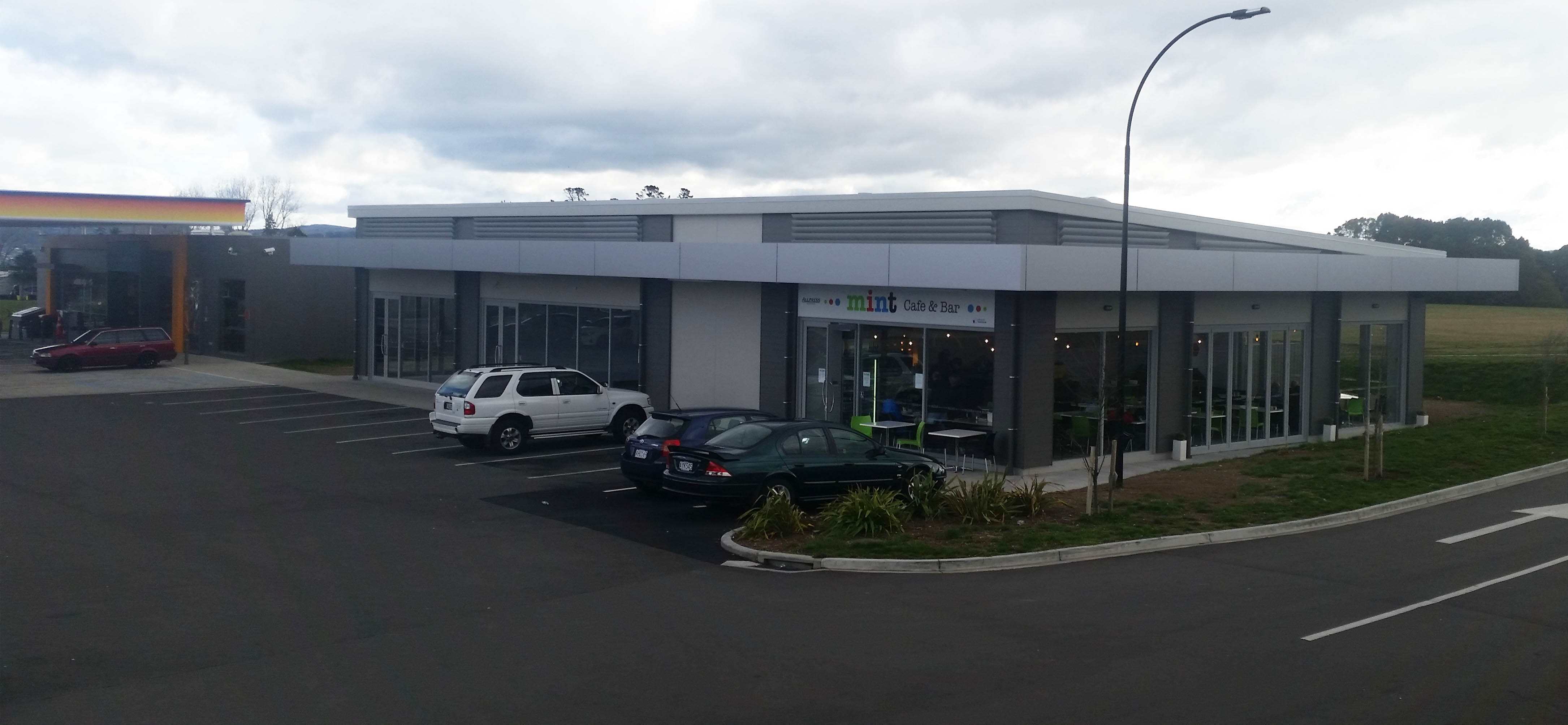 Retail & Cafe - Crown Road, Taupo