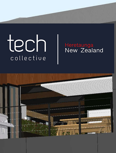 Tech Collective – Heretaunga Cover