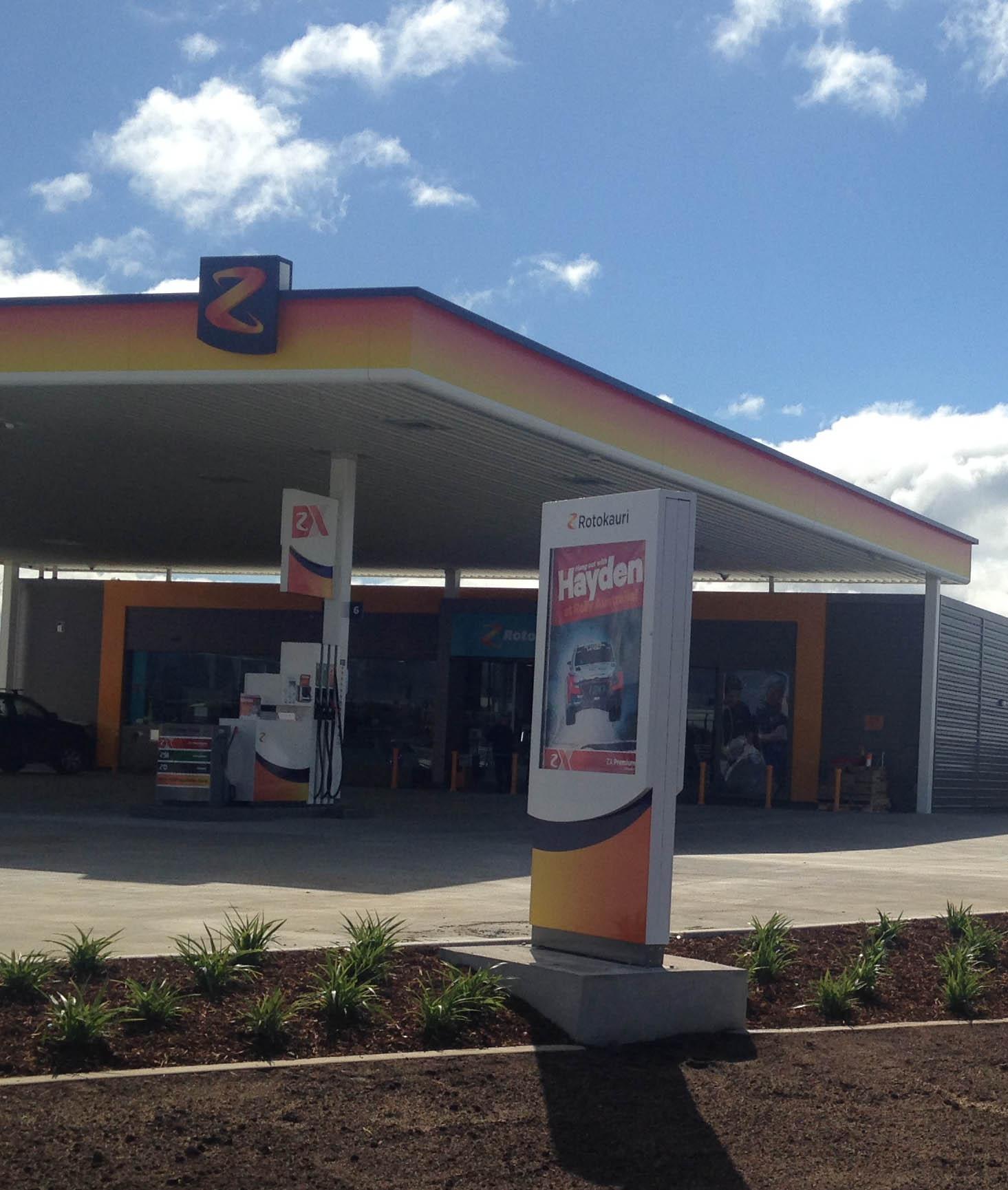 Z Energy - Wairere Drive, Hamilton