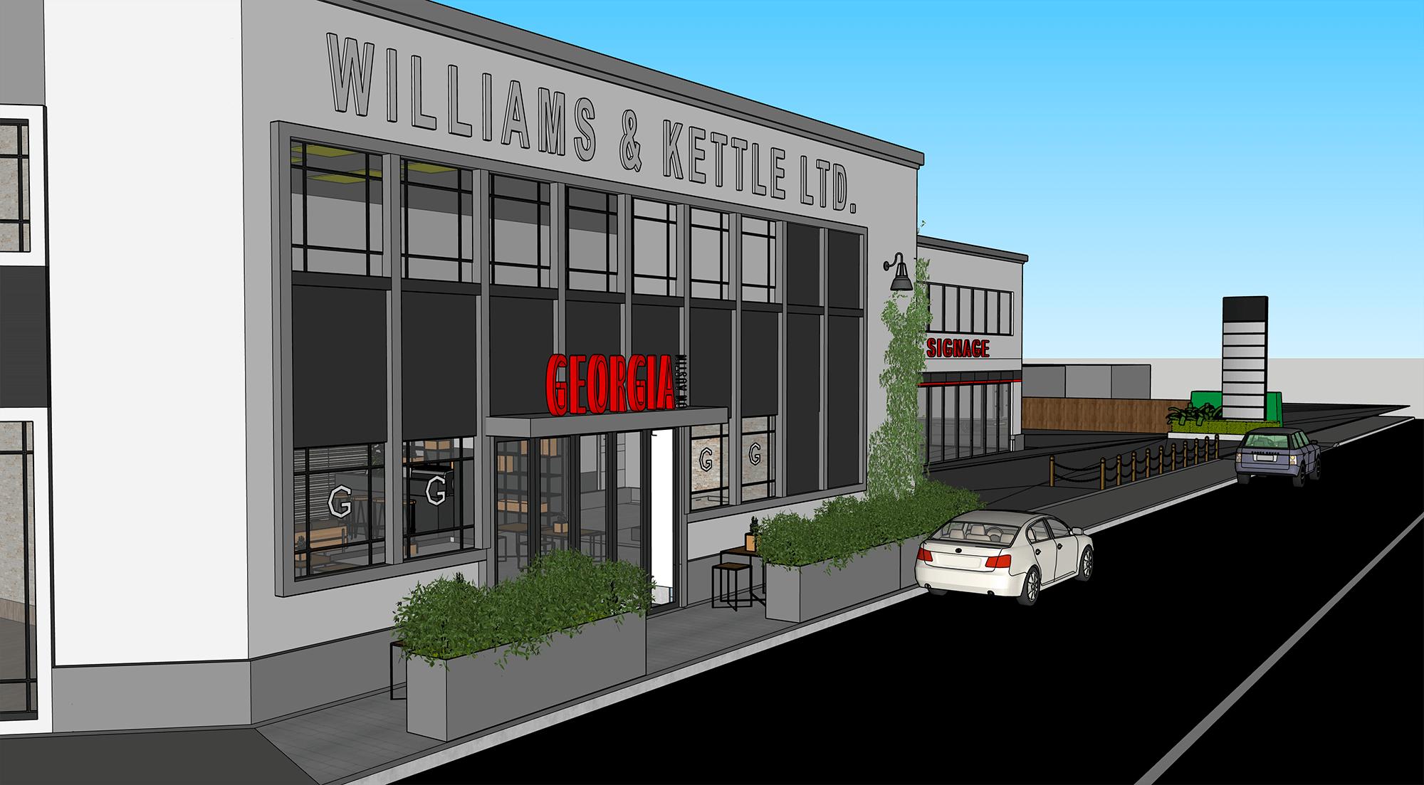 Georgia Cafe – Onekawa_3