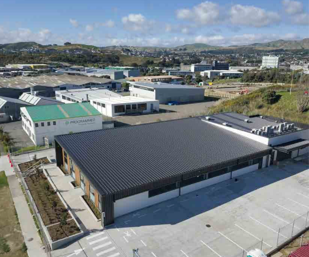 Department of Corrections Prosser Street Porirua