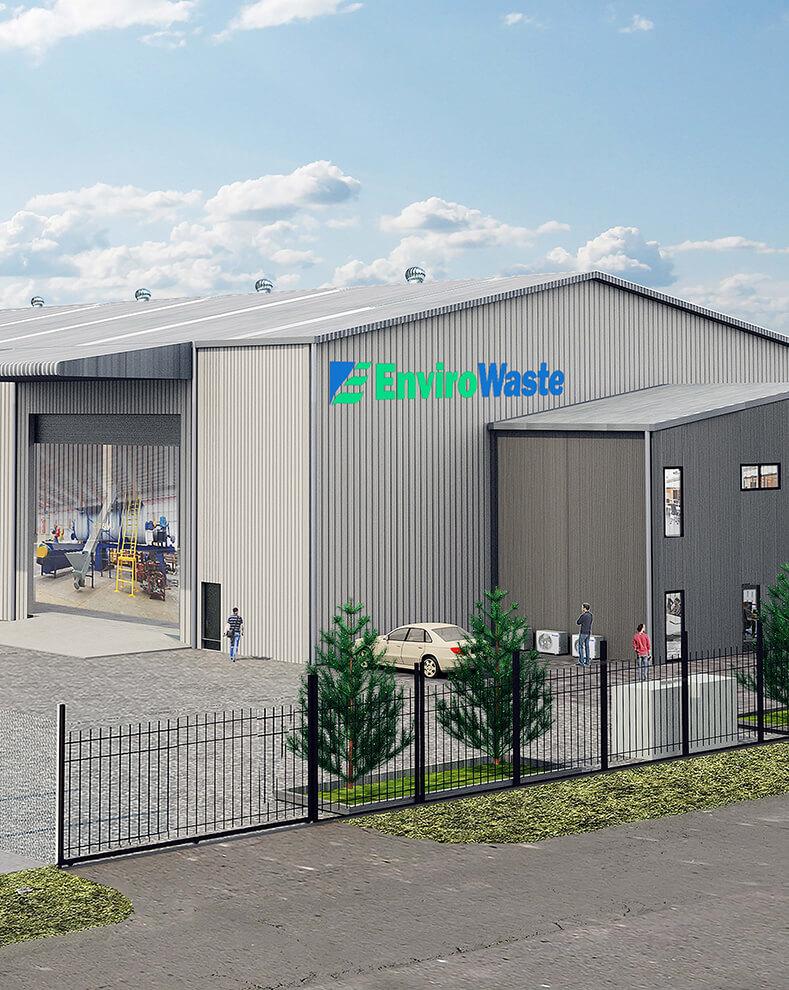 Envirowaste Recycling Plant