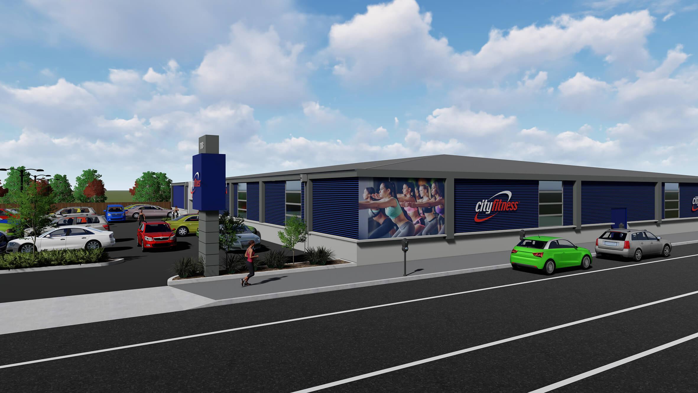 City Fitness Gym Whanganui