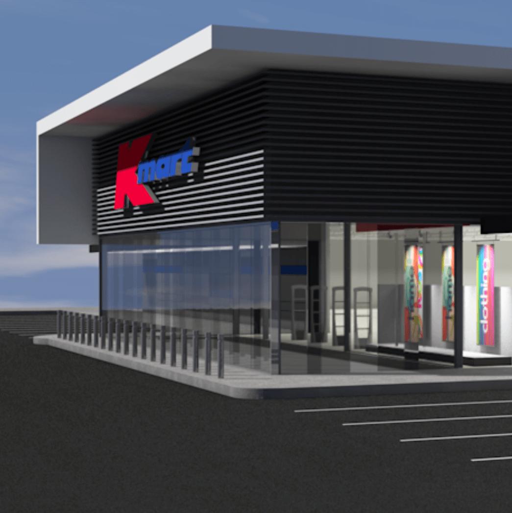Kmart Napier development