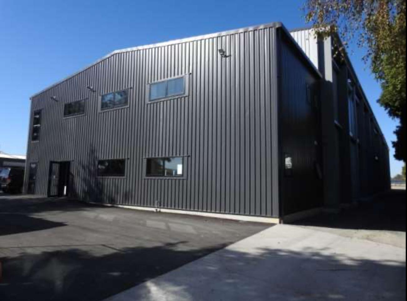 EnviroWaste Recycling Plant Hamilton